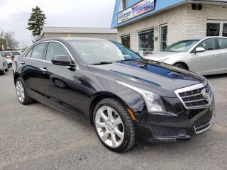 Used 2014 Cadillac ATS Berline 2.0L 4 portes, à TI for sale in Longueuil, QC