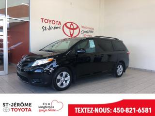 Used 2016 Toyota Sienna for sale in Mirabel, QC