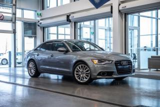 Used 2014 Audi A6 3.0L TDI Technik * AIDE CONDUCTEUR * GAR for sale in Vaudreuil-Dorion, QC