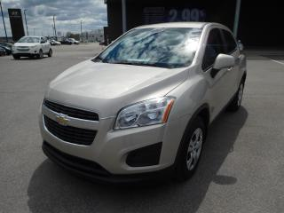 Used 2014 Chevrolet Trax Ls,a/c,bluetooth,pri for sale in Mirabel, QC