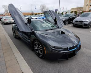 Used 2016 BMW i8 for sale in Dorval, QC