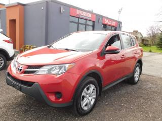 Used 2015 Toyota RAV4 LE|BLUETOOTH|ACCIDENT FREE|ONE OWNER for sale in St. Thomas, ON