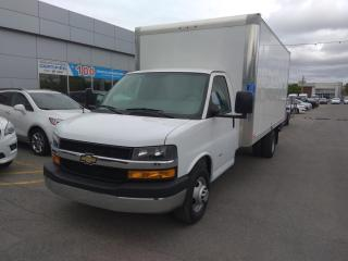 Used 2018 Chevrolet Express Cube 16 Pieds/v8 6l for sale in Blainville, QC