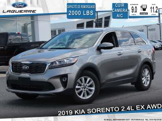Used 2019 Kia Sorento 2.4l Ex 7 Places for sale in Victoriaville, QC