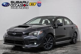 Used 2018 Subaru WRX SPORT for sale in Boisbriand, QC
