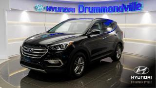 Used 2017 Hyundai Santa Fe Sport PREMIUM + GARANTIE + CAMÉRA ! for sale in Drummondville, QC