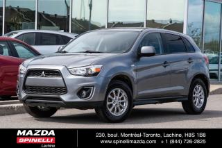 Used 2013 Mitsubishi RVR SE A/C for sale in Lachine, QC