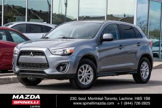 Used 2013 Mitsubishi RVR WOW 3 ans de garanti inclus for sale in Lachine, QC