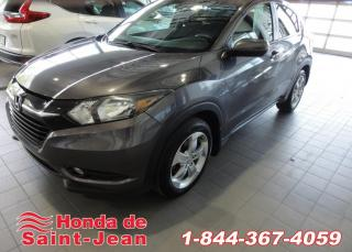 Used 2016 Honda HR-V EX AWD CVT Toit Camera Mags Bluetooth for sale in St-Jean-Sur-Richelieu, QC