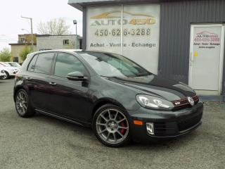 Used 2011 Volkswagen Golf GTI ***GTI,MAGS,SIEGES CHAUFFANT,TOIT*** for sale in Longueuil, QC