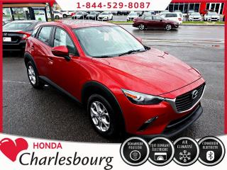 Used 2016 Mazda CX-3 GS-L **CUIR+TOIT OUVRANT** for sale in Charlesbourg, QC
