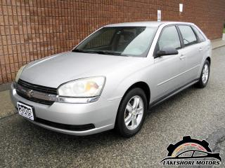 Used 2005 Chevrolet Malibu Maxx LS MAXX || CERTIFIED for sale in Waterloo, ON