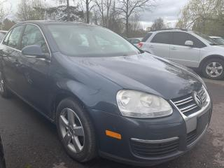 Used 2009 Volkswagen Jetta Trendline/ DIESEL/ 5 SPEED/ POWER GROUP/ ALLOYS! for sale in Scarborough, ON
