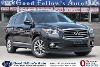 Used 2015 Infiniti QX60 3.5 LITER 6CYL GASOLINE FUEL, AWD, REARVIEW CAMERA for sale in Toronto, ON