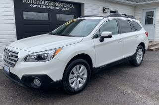 Used 2016 Subaru Outback 2.5i w/Touring & Tech Pkg for sale in Kingston, ON