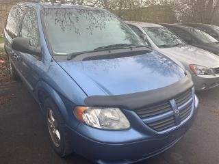 Used 2007 Dodge Caravan SXT/ AUTO/ POWER GROUP/ TINTED/ ALLOYS! for sale in Scarborough, ON