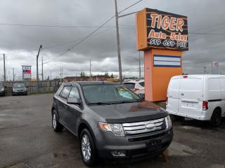 Used 2010 Ford Edge SEL**LEATHER**LOADED**CERTIFIED for sale in London, ON