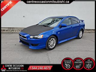 Used 2011 Mitsubishi Lancer SE  TOIT - CLIM - SIEGES-CHAUFFANTS for sale in Blainville, QC