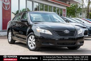 Used 2007 Toyota Camry LE for sale in Pointe-Claire, QC