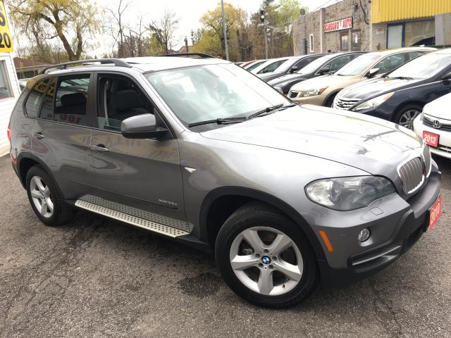 2010 BMW X5 DIESEL/ NAVI/ SUNROOF/ ALLOYS/ FOG LIGHTS & MORE!