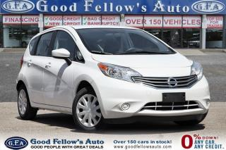 Used 2016 Nissan Versa Note SV MODEL, REARVIEW CAMERA for sale in Toronto, ON