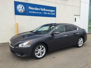 Used 2013 Nissan Maxima 3.5 SV for sale in Edmonton, AB