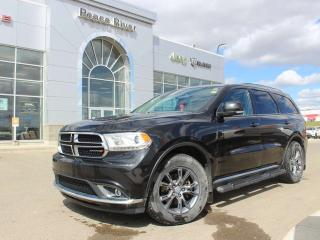 Used 2014 Dodge Durango CREW for sale in Peace River, AB