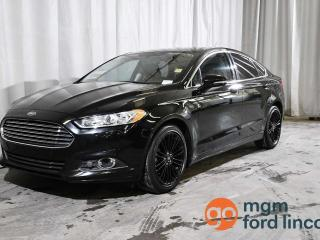 Used 2016 Ford Fusion SE for sale in Red Deer, AB