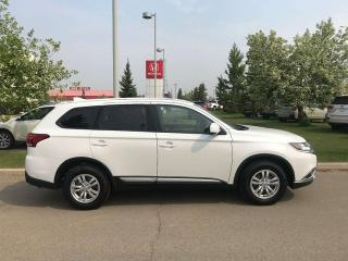 Used 2018 Mitsubishi Outlander ES AWD Back Up Camera Heated Seats for sale in Red Deer, AB