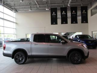 New 2019 Honda Ridgeline Sport Back Up Camera Heated Seats Sunroof for sale in Red Deer, AB