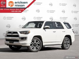 Used 2015 Toyota 4Runner LIMITED 4X4 7 PASSENGER LEATHER NAVIGATION RUNNING BOARDS for sale in Edmonton, AB