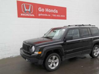 Used 2015 Jeep Patriot North 4WD for sale in Edmonton, AB