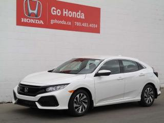 New 2019 Honda Civic Hatchback LX for sale in Edmonton, AB