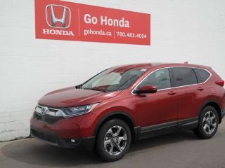 New 2019 Honda CR-V EX-L for sale in Edmonton, AB