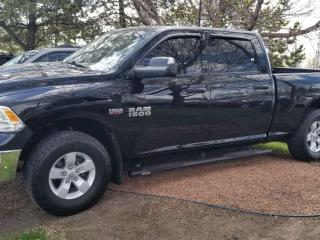 Used 2014 RAM 1500 SXT CREW CAB 4X4; 5.7L HEMI, TOW PACKAGE for sale in Edmonton, AB