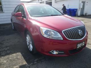 Used 2012 Buick Verano w/1SL for sale in Fort Erie, ON