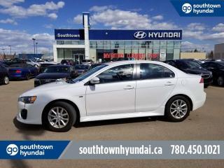 Used 2017 Mitsubishi Lancer SE/4WD/BLUETOOTH/BACKUP CAMERA for sale in Edmonton, AB