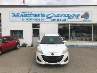 Used 2012 Mazda MAZDA5 GT for sale in St. Jacobs, ON