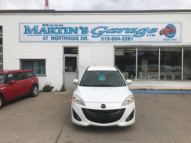 2012 Mazda MAZDA5 GT