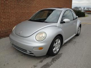 Used 2002 Volkswagen New Beetle GLS for sale in Oakville, ON