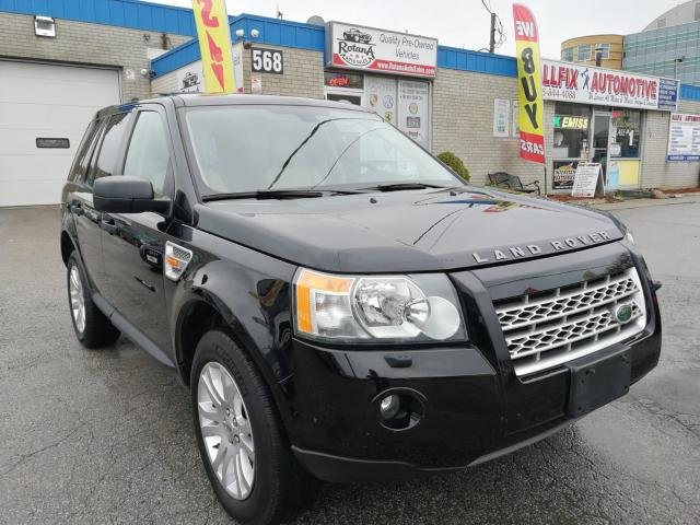 2008 Land Rover LR2 SE_AWD_NAVI_LOW MILEAGE_SUNROOF_LEATHER