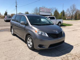 Used 2011 Toyota Sienna for sale in Komoka, ON