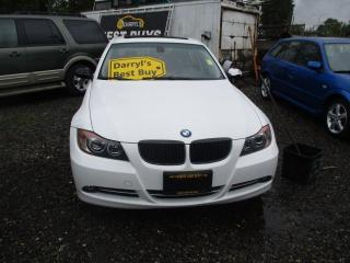 Used 2007 BMW 3 Series 335i for sale in Surrey, BC