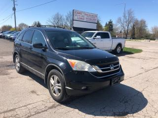 Used 2010 Honda CR-V EX-L for sale in Komoka, ON