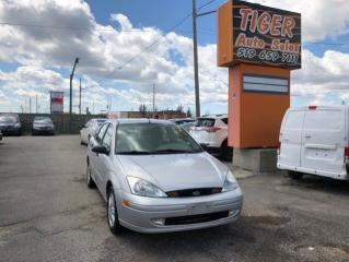 Used 2002 Ford Focus SE Sport**NEW TIRES**ONLY 112 KMS**AUTO**AS IS for sale in London, ON