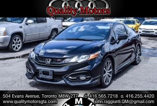 Used 2015 Honda Civic SI for sale in Etobicoke, ON