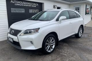 Used 2015 Lexus RX 350 Sportdesign Touring for sale in Kingston, ON