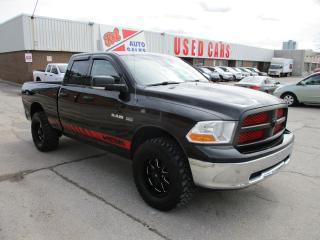 Used 2010 Dodge Ram 1500 LOW KM ~ SLT ~ HEMI ~ 4x4 for sale in Toronto, ON
