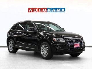 Used 2015 Audi Q5 Progressive Pkg AWD Navigation Leather Sunroof for sale in Toronto, ON