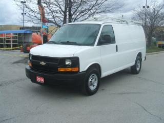 Used 2014 Chevrolet Express 2500 LADDER RACK for sale in York, ON